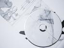 CDサイズ2折紙ジャケット